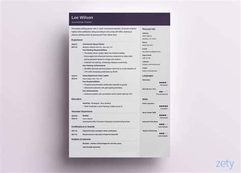 Resume Header Creator by What Is A Free Resume Builder Quora