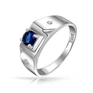 mens sapphire wedding bands mens sapphire rings