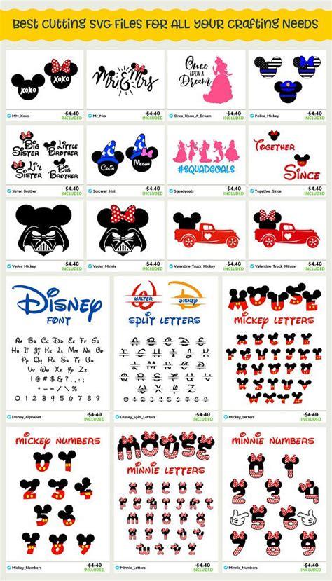 Free disney svg files for cricut, free disney shirt svg, free disney ears svg, cricut beginners tutorial. DISNEY Svg Disney Files Svg Disney Bundle Svg Mickey ...