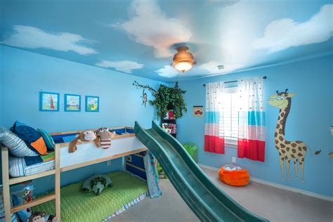 Perfectly Playful Kids' Room Design Ideas