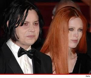 Jack White's Estranged Wife -- He Scares Me ... I Need a ...