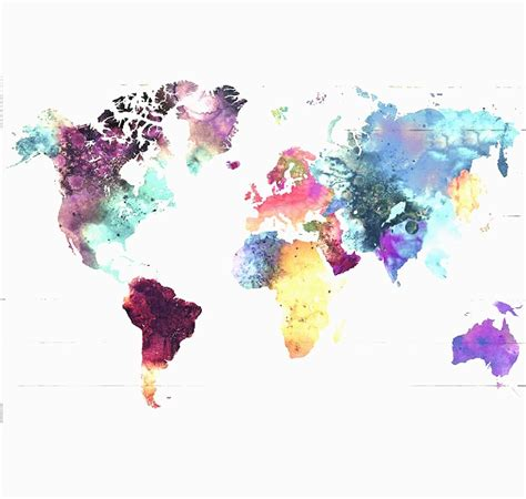 Weltkarte Schwarz Weiß Weltkarte Schwarz Wei Von