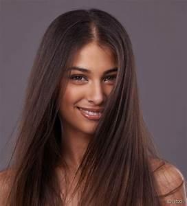 Couleur Cheveux Marron Chocolat : couleur cheveux marron chocolat clair coupes de cheveux ~ Melissatoandfro.com Idées de Décoration