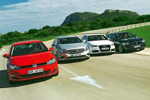 Golf 7 2012 Vergleich Kompaktklasse Konkurrenz by Audi A3 Autobild De