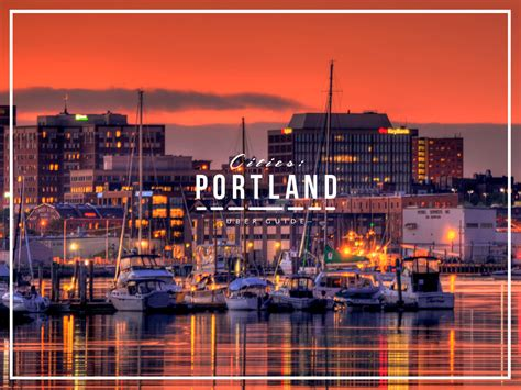 Uber Portland Maine: Prices & Driver Requirements • Alvia