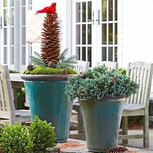 Eingangsbereich Außen Dekorieren : weihnachten au endekoration dekorieren sie f r ihr fest mit stil weihnachten ~ Buech-reservation.com Haus und Dekorationen