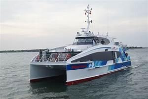 IC15102 24m Catamaran Passenger Ferry