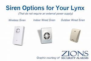 How To Add An External Siren To A Honeywell Lynx Quick