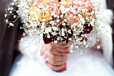 where to buy wedding bouquets person holding bouquet of flower 183 free stock photo 1281