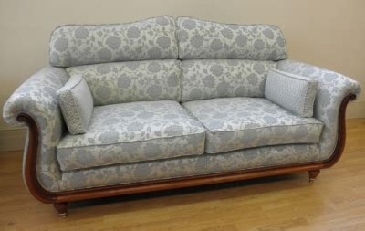 Recovering Settees by Coopers Upholstery Wirral 10 Dr