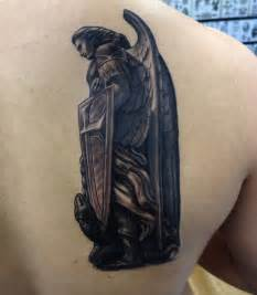 Archangel Angel Michael Tattoo