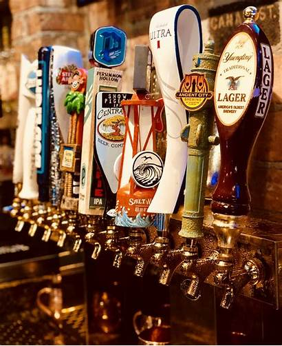 Beer Draft Lineup Beach Bar Menu