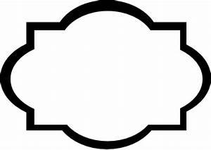 Black Frame Simple Clip Art at Clker.com - vector clip art ...