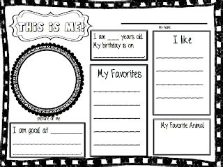 project second grade first day of school activities