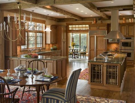 country rustic kitchens 27 rustic kitchen designs page 4 of 6 2959