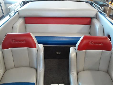 Arriva Boat Seat Covers by Boat Upholstery Jl Custom Upholstery