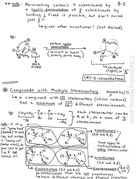 Enantiomers, Diastereomers, Chiral, Achiral, and Meso