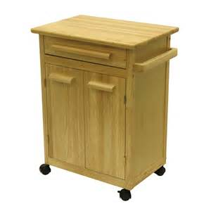 wood kitchen island cart winsome wood 82027 cabinet kitchen cart lowe 39 s canada