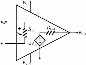 op amp quotstandardquot components electrical With op amp diagram