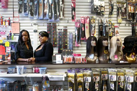 black owned beauty supply stores