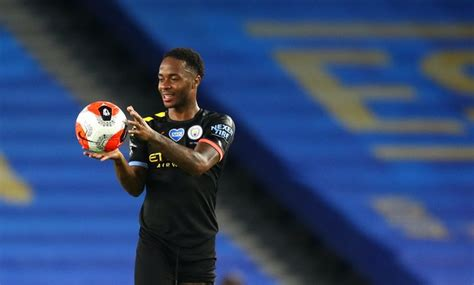 Raheem Sterling: Goals don't mean anything if they don't ...