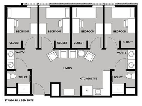 dorm room layout generator illinois state quad dorm rooms