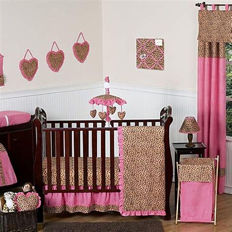 1744 sweet jojo crib bedding sweet jojo designs cheetah crib bedding collection