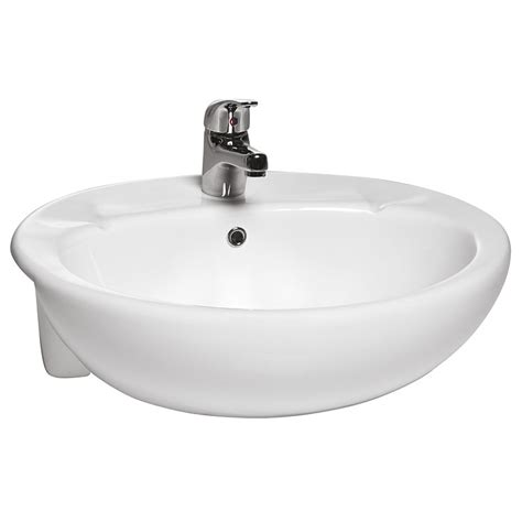 basins plumbing world toto sintra  mm semi