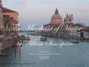 Shakespeare Merchant Venice