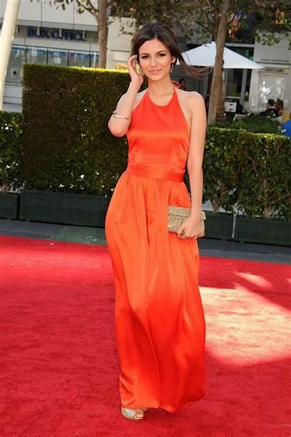 Justice Victoria Creative Emmy Arts Awards Angeles