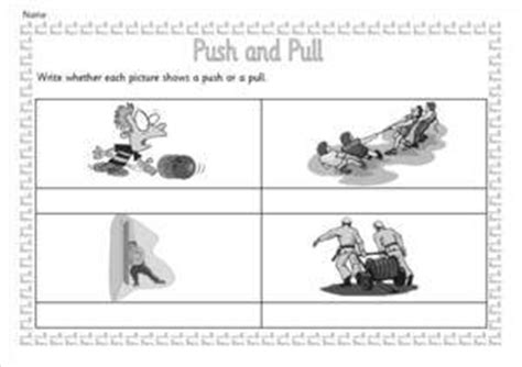 pushes and pushes topic science eyfs ks1 sen teaching