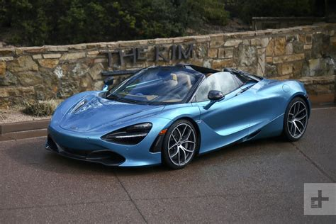 Mclaren 720s Spider 2019 by 2019 Mclaren 720s And 600lt Spider Drive Clear