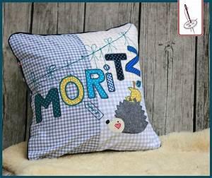 Kissen Mit Namen Nähen : kissen mit namen n hen dieses weihnachten wird kissenkuschelig von lange hand ~ Watch28wear.com Haus und Dekorationen