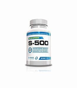 Testosterone Booster Fat Burner For Men