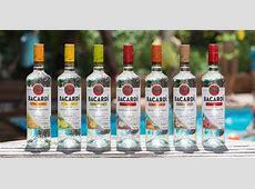 Bacardi Flavors Rum Tasting — Montpelier Liquors