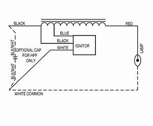 Electrical Wiring Diagrams For Fluorescent Light