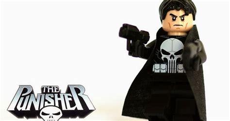 The Punisher Biru lego quot the punisher quot merek decool papoyz