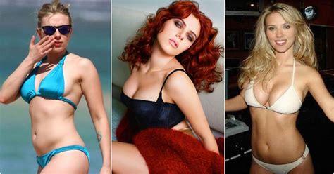 Hottest Scarlett Johansson Bikini Pictures Will Make Black Widow Fans Mad Best Of Comic Books