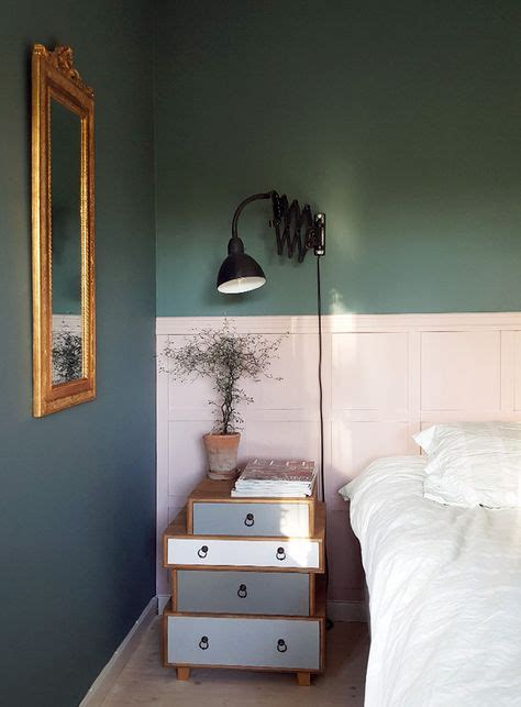 10 Amazing Twotone Walls When One Color Just Won't Do