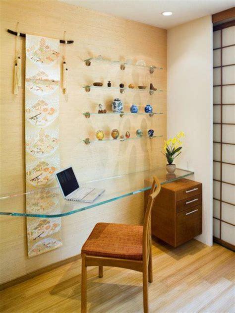 meuble bureau verre choisissez un meuble bureau design pour votre office à la