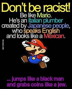 don 39 t be racist hate everyone