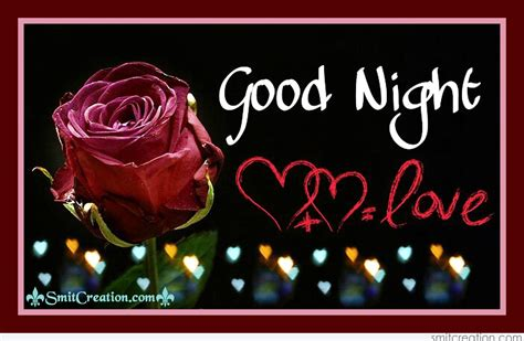 Good Night Love Pictures And Graphics Smitcreationcom