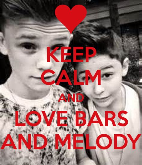 Melody and Bars