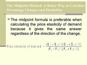Elasticity of demand &supply