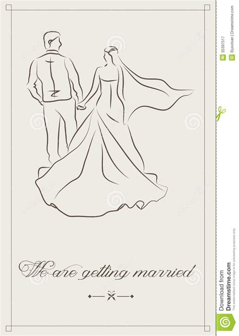 wedding invitation royalty  stock photography image