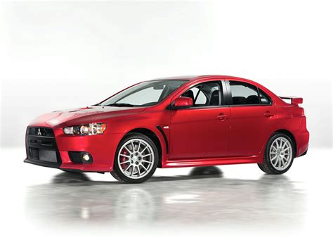 mitsubishi lancer evolution 2014 mitsubishi lancer evolution price photos reviews