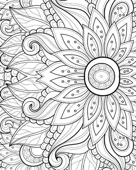 adult coloring pages patterns gianfreda  gianfredanet