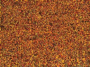 David LaChapelle Is Selling Keith Harings Last Painting