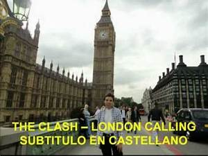 THE CLASH - LONDON CALLING - YouTube