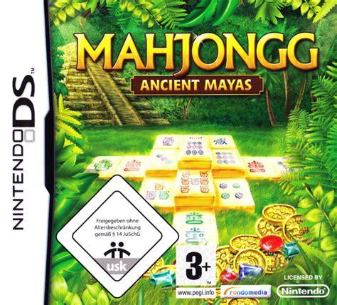 foto de Mahjongg: Ancient Mayas for Nintendo DS (2009) MobyGames